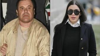 Desde prisión, ''El Chapo'' firma contrato con Emma Coronel