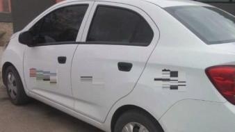 Choca taxista al quedarse dormido mientras maneja por la madrugada en Nogales