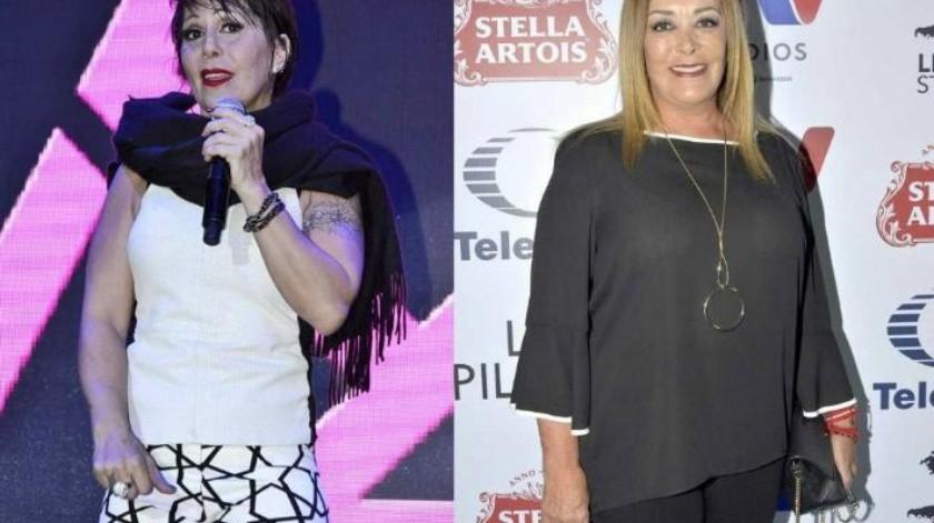 Detalla Alejandra Guzmán sus diferencias con Sylvia Pasquel
