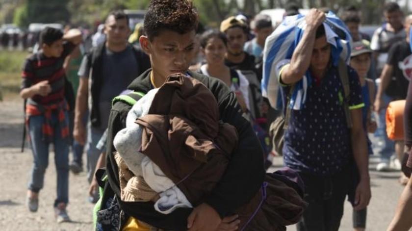 Advierten reto para México por oleada migrante