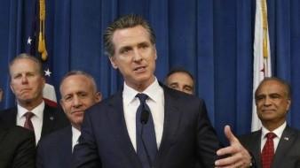 Gobernador de California viajará a El Salvador para tratar tema de migración a EU