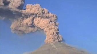 Emiten alerta en estas 7 alcaldías por caída de ceniza volcánica del Popocatépetl
