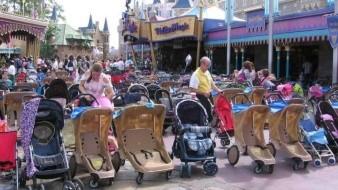 Parques de Disney serán libres de humo y restringen carriolas