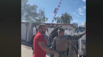 Semar investiga suceso ocurrido en San Felipe donde pescador resultó baleado