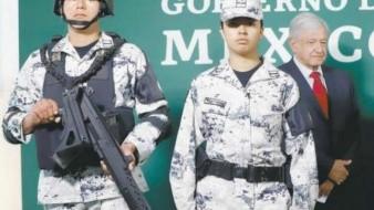 La Guardia Nacional permanecerá todo el sexenio