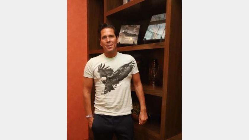 """Exclusiva: ¡Aguas! A Roberto Palazuelos """"le gustan mayores"""""""
