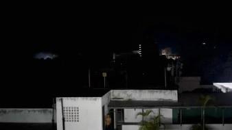 Venezolanos sufren nuevo apagón eléctrico; temen que se prolongue