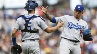 Julio Urías y Alex Verdugo tienen su lugar asegurado en el roster de los Dodgers
