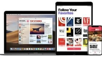 El nuevo servicio de noticias Apple News