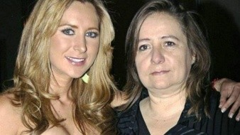 Mamá de  Geraldine Bazán sale en defensa de la actriz