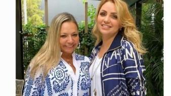 Presume Sofía Castro amistad de Angélica Rivera con la mamá de Maluma