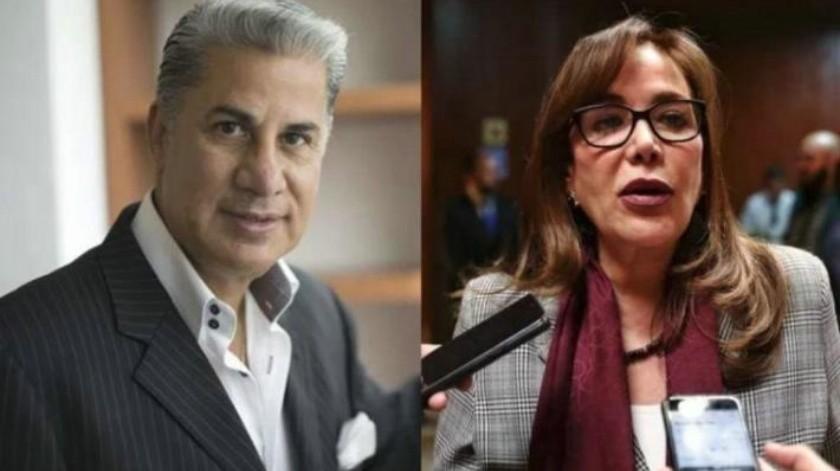 Por caso Barbosa, morenista alista denuncia contra Yeidckol Polevsky, líder de Morena