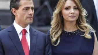 Pide Angélica Rivera 35 autos y 12 años de vuelos privados a EPN tras divorcio