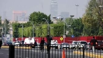 CNTE concluye bloqueo en San Lázaro, pero se mantiene en
