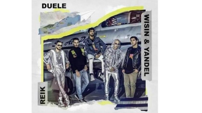 Sorprende Reik con explosiva colaboración de Wisin y Yandel para lanzamiento de 'Duele'