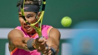 Tras lesión en la rodilla, Rafael Nadal estará en Montecarlo