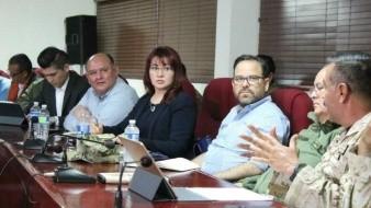 Visita fiscal SLRC para el esclarecimiento del homicidio del periodista