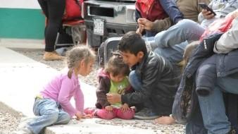 Detectan a una docena de niños migrantes que cruzaban hacia EU