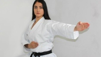 Karateca sonorense sella pase a Juegos Panamericanos