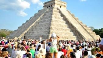 Desciende Kukulkán en Chichén Itzá; cautiva, energiza y motiva al mundo