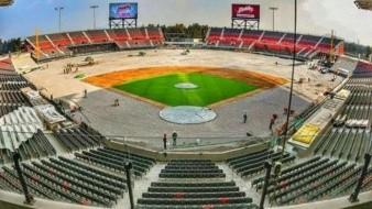 AMLO inaugurará el nuevo estadio de Diablos Rojos del México