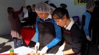 Promueven alimentación sana en jóvenes de Secundaria