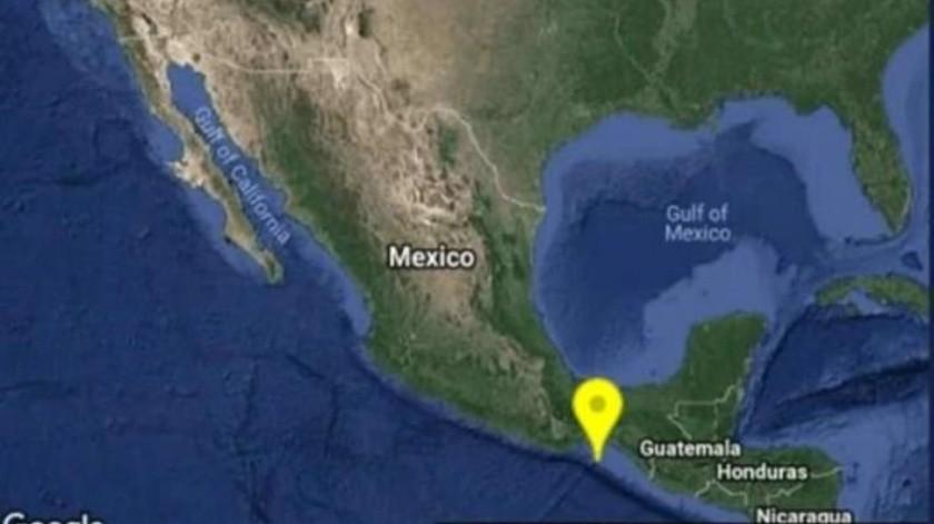 Se registran 58 sismos en estos ocho estados en las últimas 12 horas