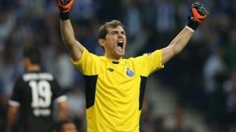 Iker Casillas confiesa que el Cruz Azul es su equipo favorito de México
