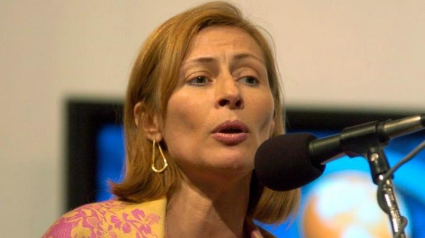 """""""¡Nos vemos en los tribunales!"""", le dice Tatiana Clouthier a Enrique Krauze"""