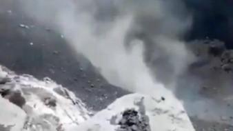 Alpinistas arriesgan su vida y graban increíble video del Popocatépetl