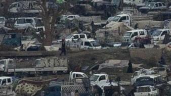 Fuerzas respaldadas por EU en Siria admiten problemas para expulsar al Estado Islámico