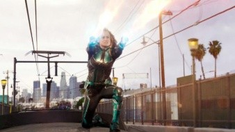 Sigue 'Captain Marvel' acaparando la taquilla en 2da semana