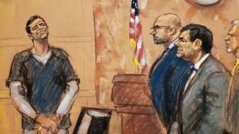 Revelan archivos de juicio de ''El Chapo''; encuentran limitaciones a testigos