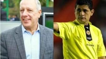 El árbitro colombiano Óscar Ruiz está en la mira de Arturo Brizio