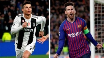 Lionel Messi y Cristiano Ronaldo podrían verse las caras en la final de la Champions League