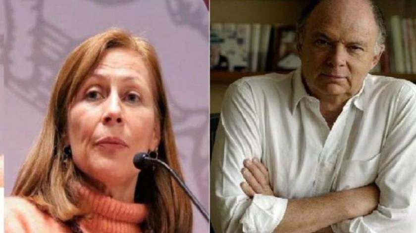 """""""Todas sus afirmaciones son mentiras"""": Krauze habla del libro de Clouthier"""