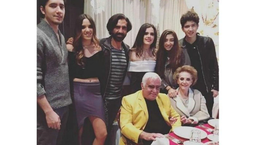 Cantará Vicente Fernández junto al Potrillo y sus nietos