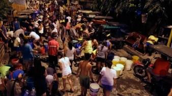Más de 6 millones de filipinos son afectadas por escasez de agua