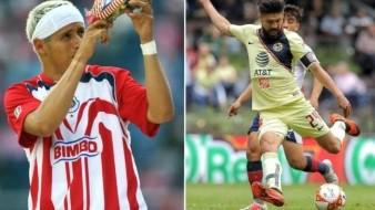 ¡Qué hablen en cancha!: Oribe o Bofo, ¿quién hizo más con América y Chivas?