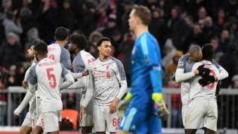 ¡Sadio Adiós!, Mané y Liverpool echan al Bayern de la Champions a domicilio