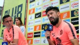 Un jugador que corre menos que un portero no puede hablar de muertos: Oribe Peralta al 'Bofo' Bautista
