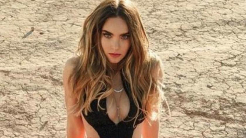"""Belinda canta """"El Sapito"""" en 'La Voz Azteca' (VIDEO)"""