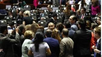 Piden PAN, PRI y PRD transparencia a Morena en las elecciones de este año