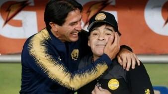 VIDEO: ¡De pechito!, se hunden Dorados de Maradona con autogol en Copa MX vs Pumas