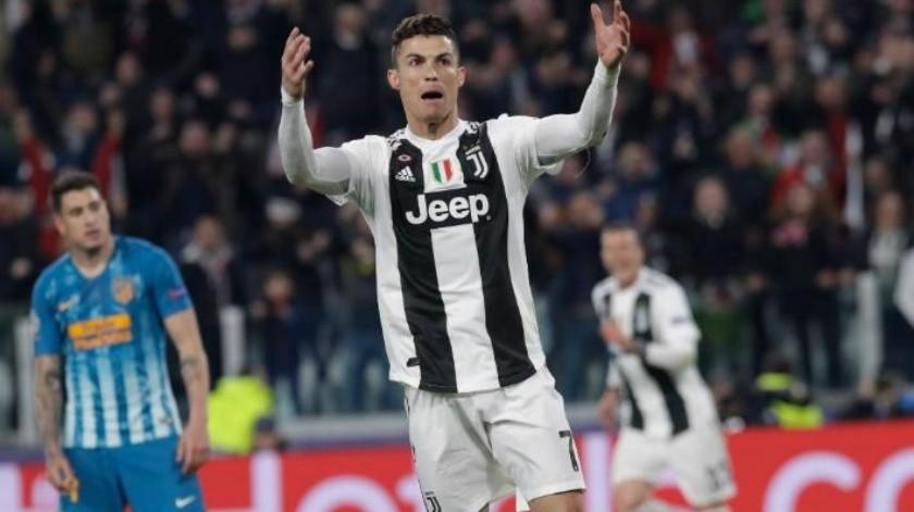 VIDEO ¡Triplete!, Ronaldo guía remontada de Juventus contra Atlético de Madrid