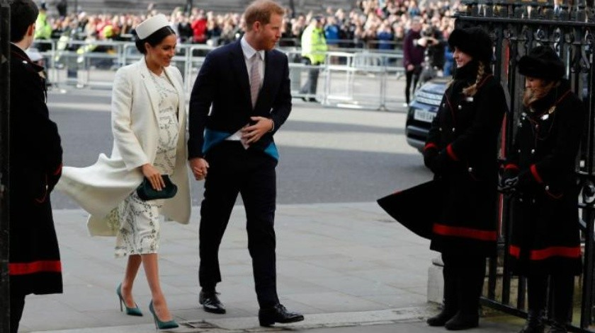 ¿Interesa a los estadounidenses próximo bebé real británico?