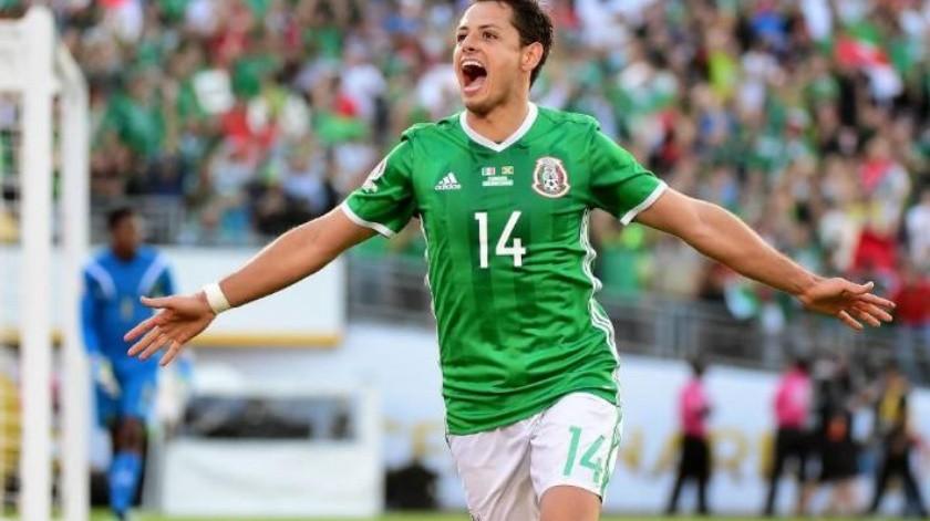 """""""Chicharito"""" Hernández se suma a la Selección Mexicana, en la primera convocatoria de Martino"""