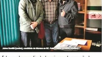 Proceso publica carta aclaratoria de Bonilla Valdez