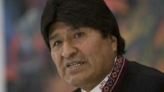 Toman acciones legales contra imprenta que llamó dictador a Evo Morales