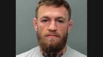 Arrestan a Conor McGregor en las afueras de un hotel en Miami